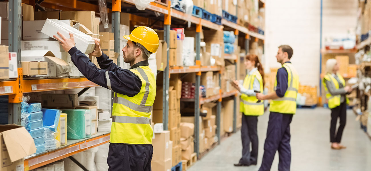 Manual handling objects training course