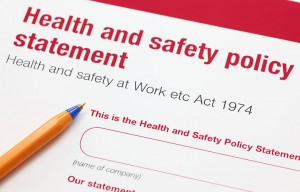 Health & safety training course online