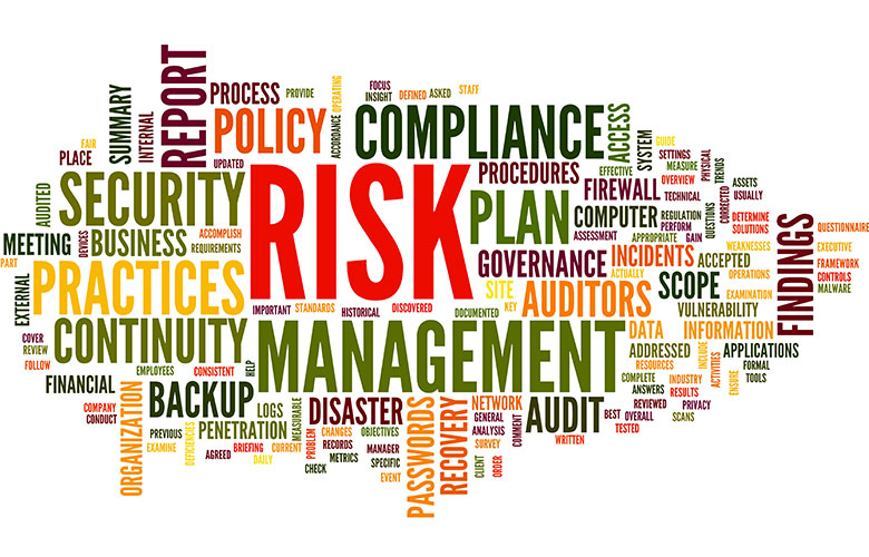 Risk assessing, click here to register and start