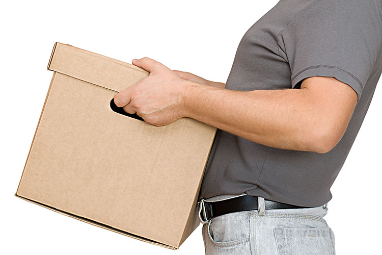 Manual handling and moving objects, click here to register and start
